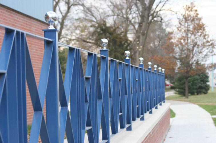 AFC Iowa City - Custom Iron Gate Fencing, 1243 Potter Street 3