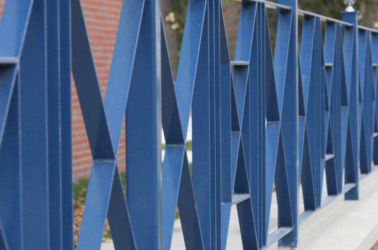 AFC Iowa City - Custom Iron Gate Fencing, 1244 Potter Street 4