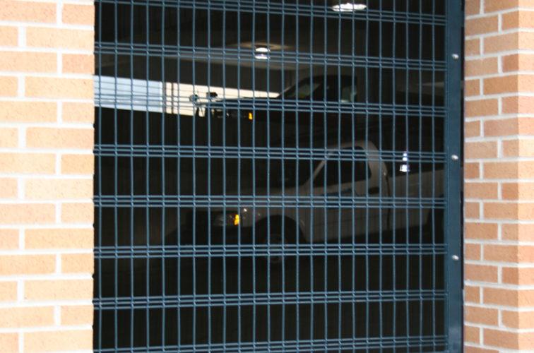 AFC Iowa City - Specialty Product Fencing, 2220 Custom Window Screen