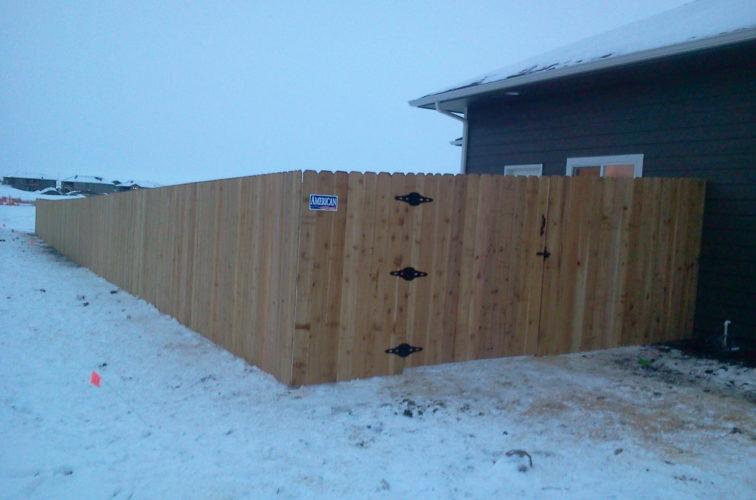 AFC Iowa City - Wood Fencing, Cedar Privacy AFC, SD