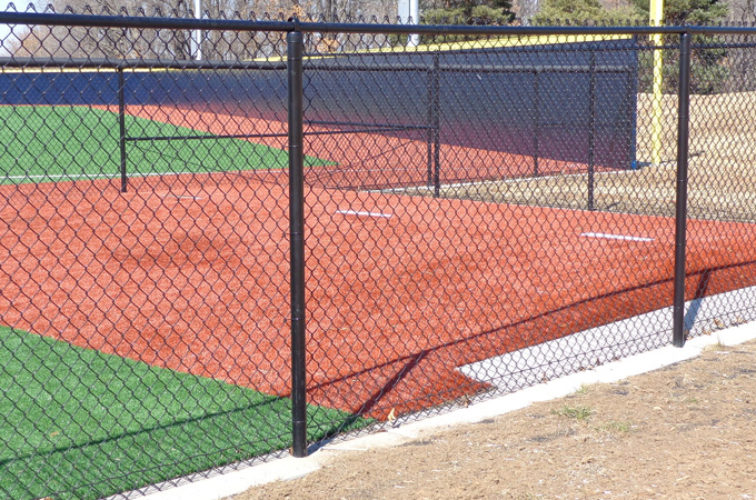 AFC Iowa City - Sports Fencing, Commercial - Bullpen - AFC-KC
