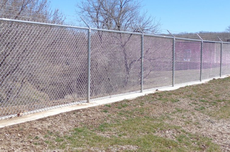 AFC Iowa City - Sports Fencing, Commercial - Chain Link - AFC-KC