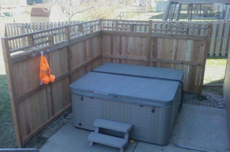 AFC Iowa City - Wood Fencing, Custom Cedar Privacy 08