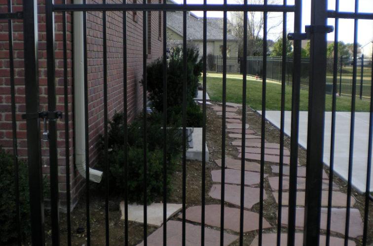 AFC Iowa City - Custom Gates, Custom Iron - AFC - Grand Island