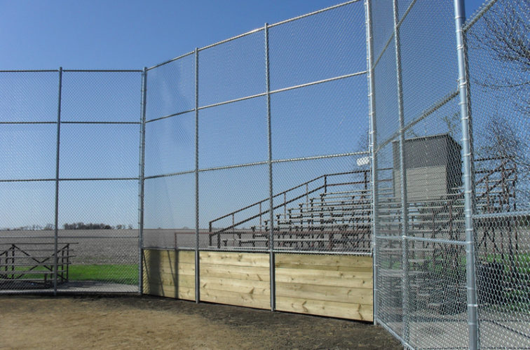 AFC Iowa City - Sports Fencing, Johnson Brock Ballfield