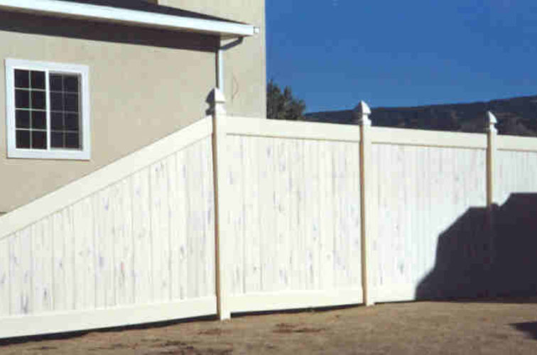 AFC Iowa City - Vinyl Fencing, Privacy Cedarcrest (618)