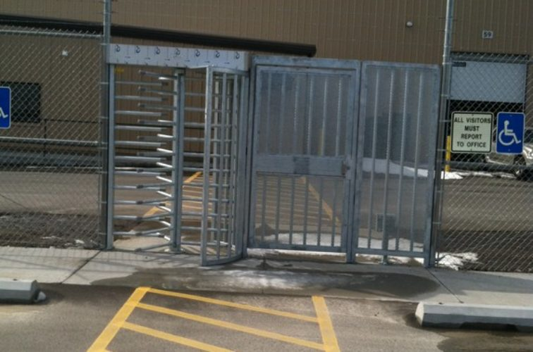AFC Iowa City - Specialty Product Fencing, Turnstile - AFC - IA