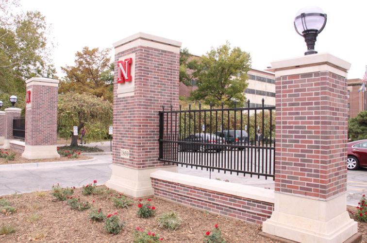 AFC Iowa City - Custom Iron Gate Fencing, UNL #4