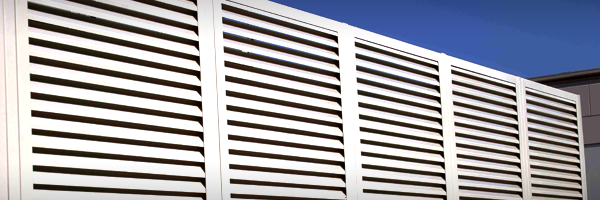 louvered