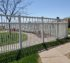 American Fence Company of Iowa City - 6' White Ornamental Fence