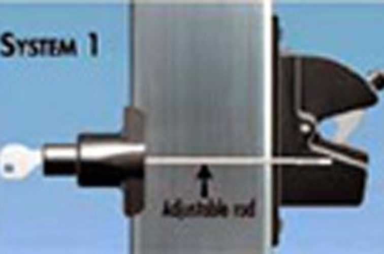 AFC Iowa City - Accessories, Lokk Latch System 1-Ornamental steel fence
